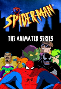 Spiderman serie animada
