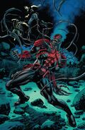 Eddie Brock's new Toxin form in All-New, All-Different Marvel