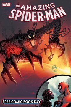 Free Comic Book Day Spider-Man Venom Vol 1 1