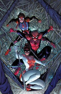 Amazing Spider-Man Renew Your Vows Vol 2 1 Textless