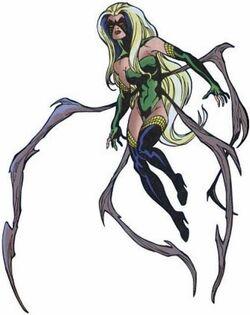 Charlotte Witter (Earth-616)