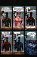 Iron Spider Armor's camo mode