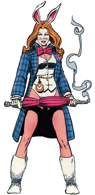 Lorina Dodson (Earth-616)