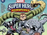 Marvel Super Hero Adventures: Spider-Man - Web of Intrigue (Volume 1) 1