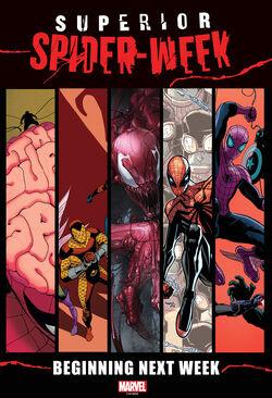 Superior Spider-Month