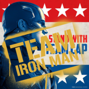 Civil War - Team Iron Man sello