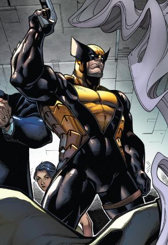 FileWolverineu0027s All-New Marvel NOW! costume.png & Image - Wolverineu0027s All-New Marvel NOW! costume.png   Spider-Man ...