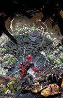 The Uncanny Avengers vs. the Hulk