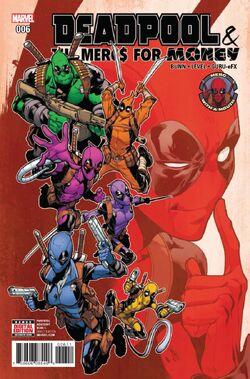 Deadpool & the Mercs for Money Vol. 2 -6