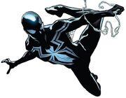 Spider-Man Symbiote II