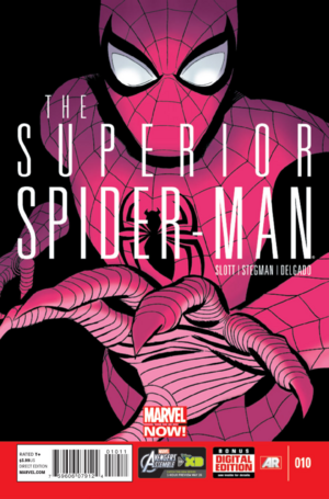 Superior Spider-Man Vol. 1 -10