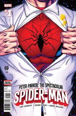 Peter Parker The Spectacular Spider-Man Vol. 1 -1