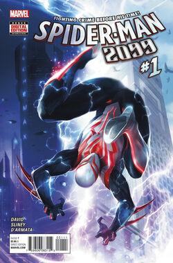 Spider-Man 2099 Vol. 3 -1