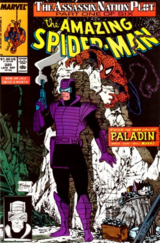 Amazing Spider-Man Vol 1 320