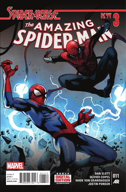 Amazing Spider-Man Vol 3 11 (real cover)
