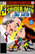 Peter Parker, The Spectacular Spider-Man Vol 1 80