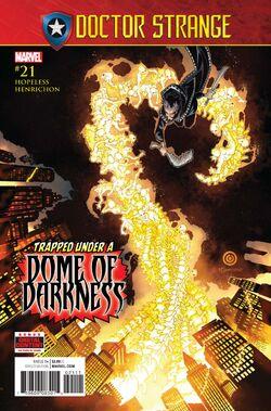 Doctor Strange Vol. 4 -21