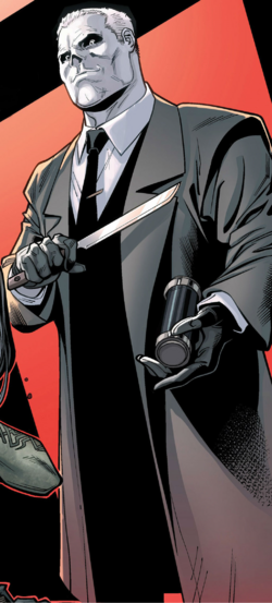 Lonnie Lincoln (Earth-616)