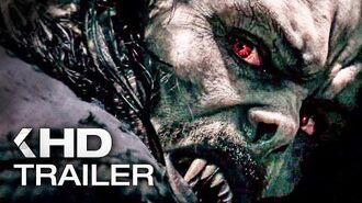 MORBIUS Trailer (2021)