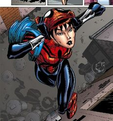 Spider-Girl Vol 1 86 page 17 May Parker (Earth-982)