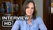 The Amazing Spider-Man Interview - Sally Field (2012)