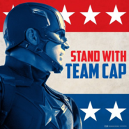 Civil War - Team Cap Bandera