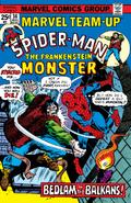 Marvel Team-Up Vol 1 36