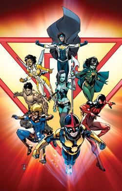 New Warriors (Earth-616)