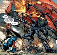 Superior Venom vs. the Avengers
