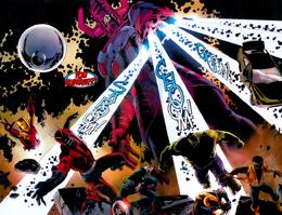 Zombis vs Galactus 2