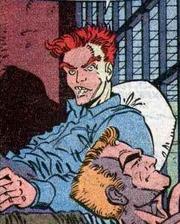 Cletus and Eddie in jail together