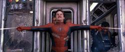Peter detiene un Tren