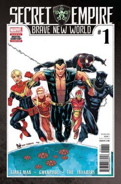 Secret Empire Brave New World Vol. 1 -1