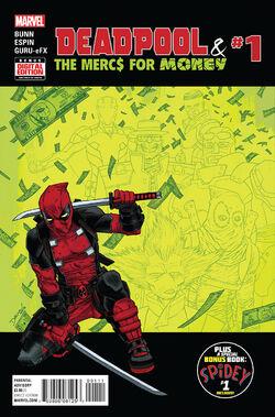 Deadpool & the Mercs for Money Vol. 1 -1