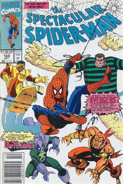 outlaws earth616 spiderman wiki fandom powered by