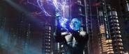 Electro captura a Spidey
