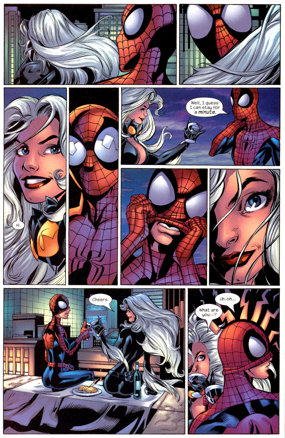 Felicia Hardy (Earth-1610)/Gallery | Spider-Man Wiki ...