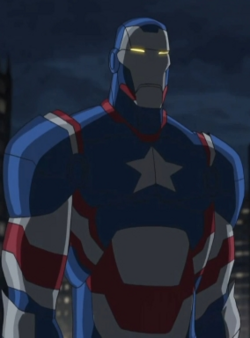 Iron Patriot (Earth-TRN123)
