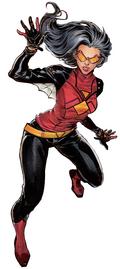 Jessica's Post-Spider-Verse Costume