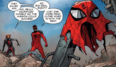 Kaine Parker Earth 616 Spider Man Wiki Fandom Powered By Wikia