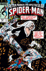 Peter Parker, The Spectacular Spider-Man Vol 1 90
