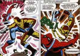 Shocker vs Spider-Man