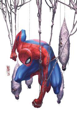 Spider-Man Master Plan Vol 1 1 Camuncoli Variant Textless