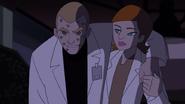 Curtis y su esposa Martha en el laboratorio - Natural Selection