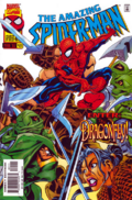 The Amazing Spider-Man Vol 1 421