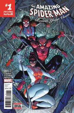 Amazing Spider-Man Renew Your Vows Vol 2 1