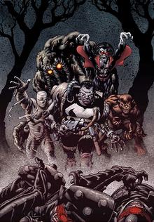 Legion de Monstruos