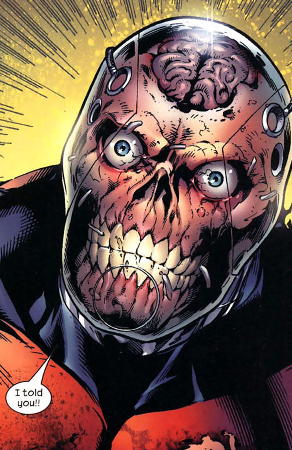 Spider Man 2099 Unmasked