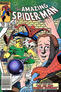 The Kid Who Collects Spider-Man