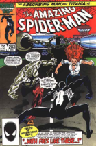 The Amazing Spider-Man Vol 1 283